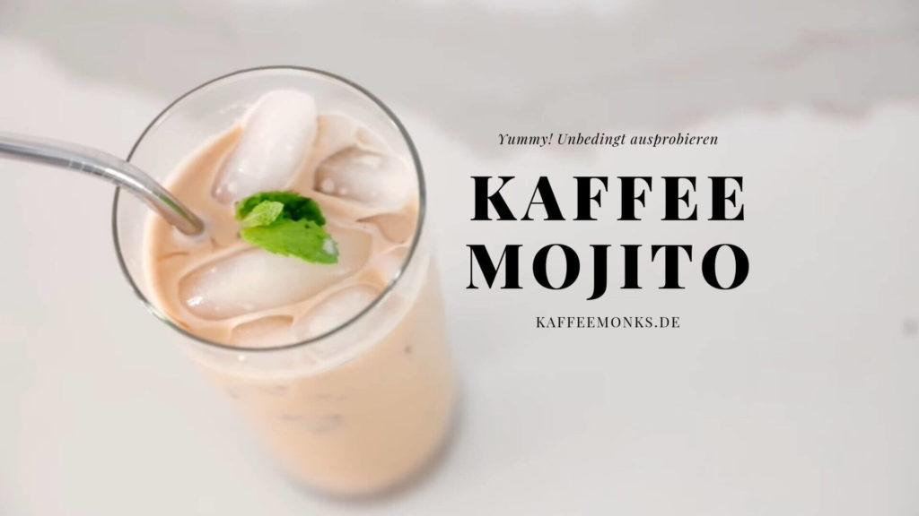 Iced Kaffee Mojito