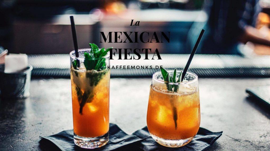 Kaffee Mischgetränk Mexican Fiesta Carajillo