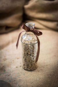 Kaffee aufbewahren Glas