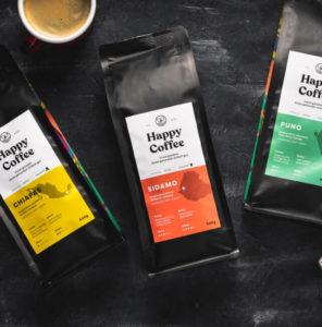 Kaffee Abo von Happy Coffee