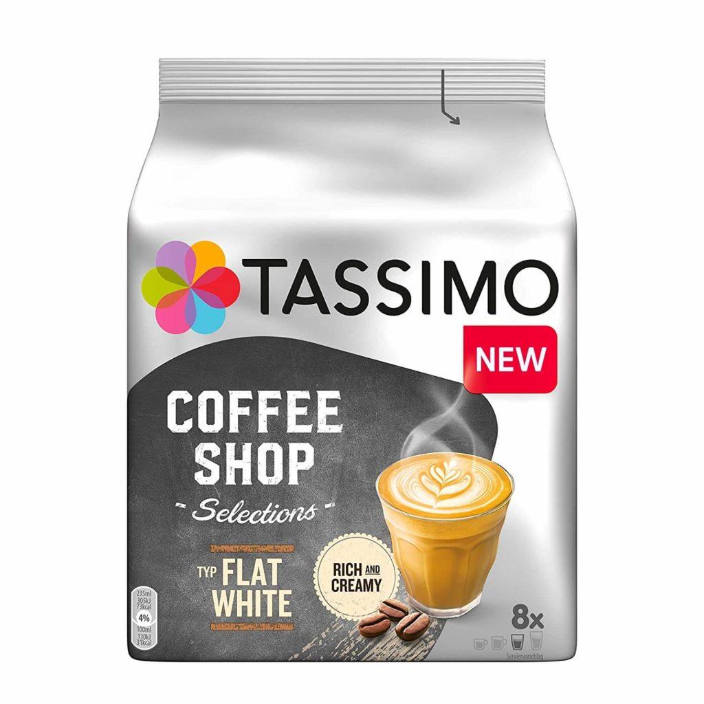 Tassimo Flat White