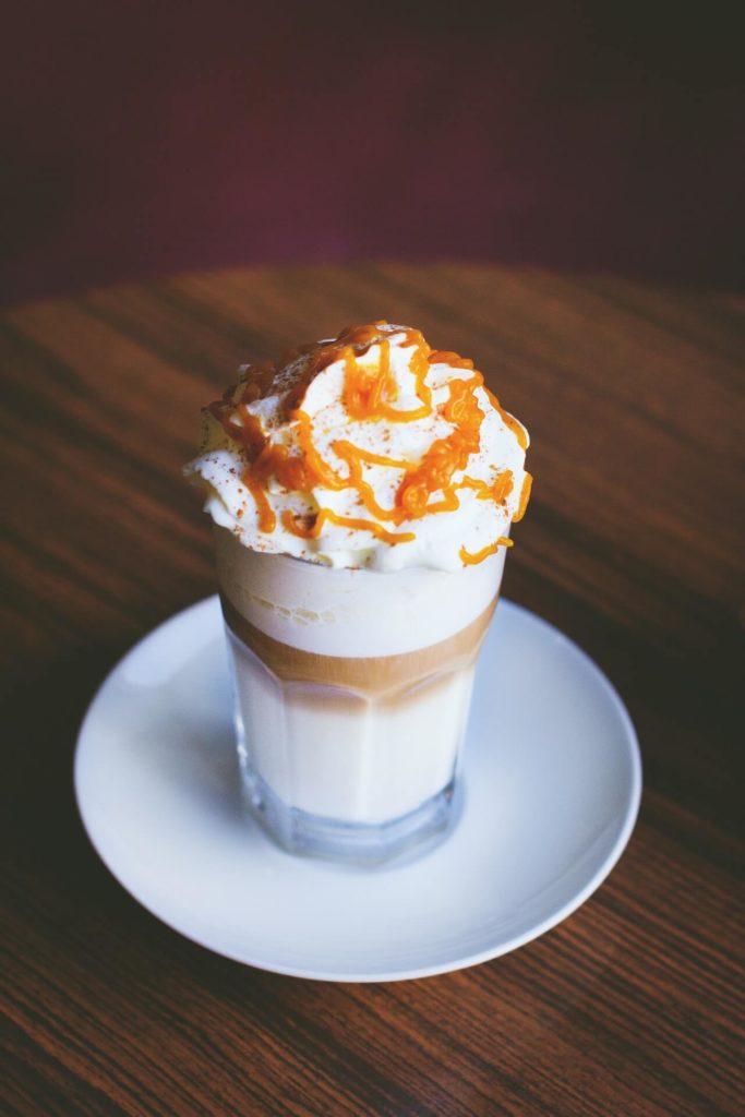 Caramel Frappuccino DIY Starbucks Rezept