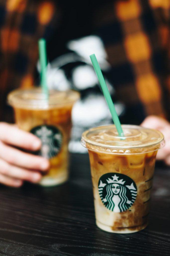 Starbucks Getränke für zu Hause