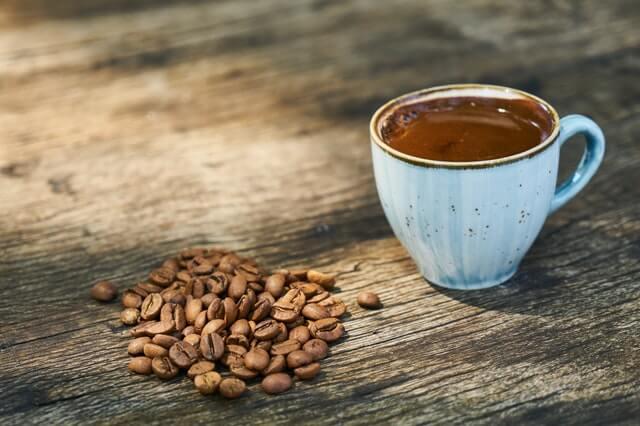 Werden Kaffeebohnen schlecht