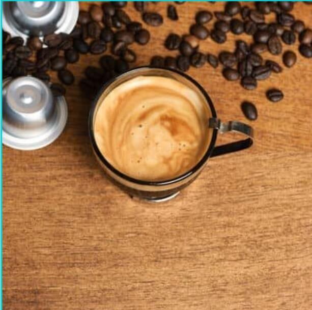 Werden Kaffeekapseln schlecht