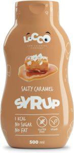 salziger Karamell Sirup
