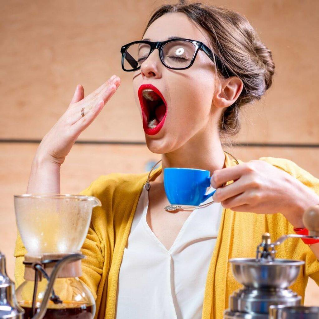 Wann macht Kaffee müde