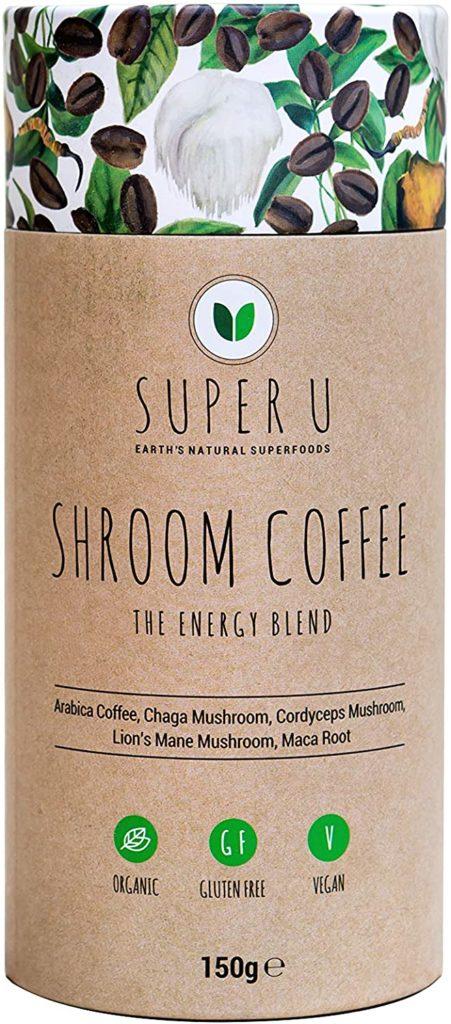 Pilzkaffee für gesunden Kaffee