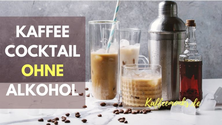 Read more about the article COCKTAILS MIT KAFFEE OHNE ALKOHOL