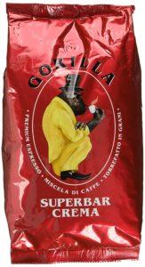 Gorilla Espresso - Ganze Kaffeebohnen