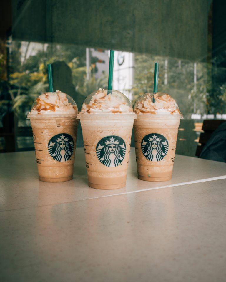 White Chocolate Mocha Starbucks