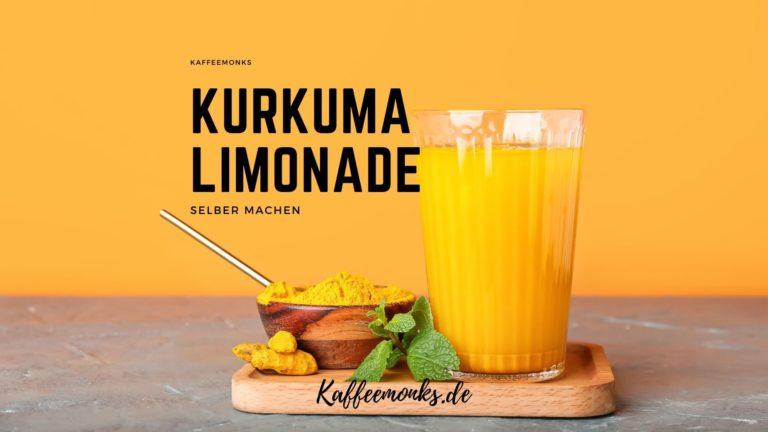 Read more about the article KURKUMA LIMONADE: DAS GENIALE SUPERFOOD ALS GETRÄNK
